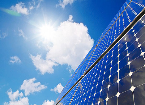 Sun is shining on prospects for solar power